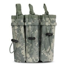 101-INC molle pouch side arm 3 magazijnen #B
