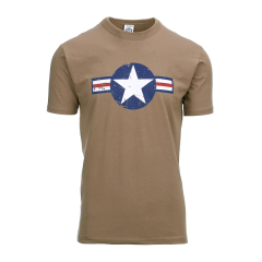Fostex T-shirt Army Special WWII coyote